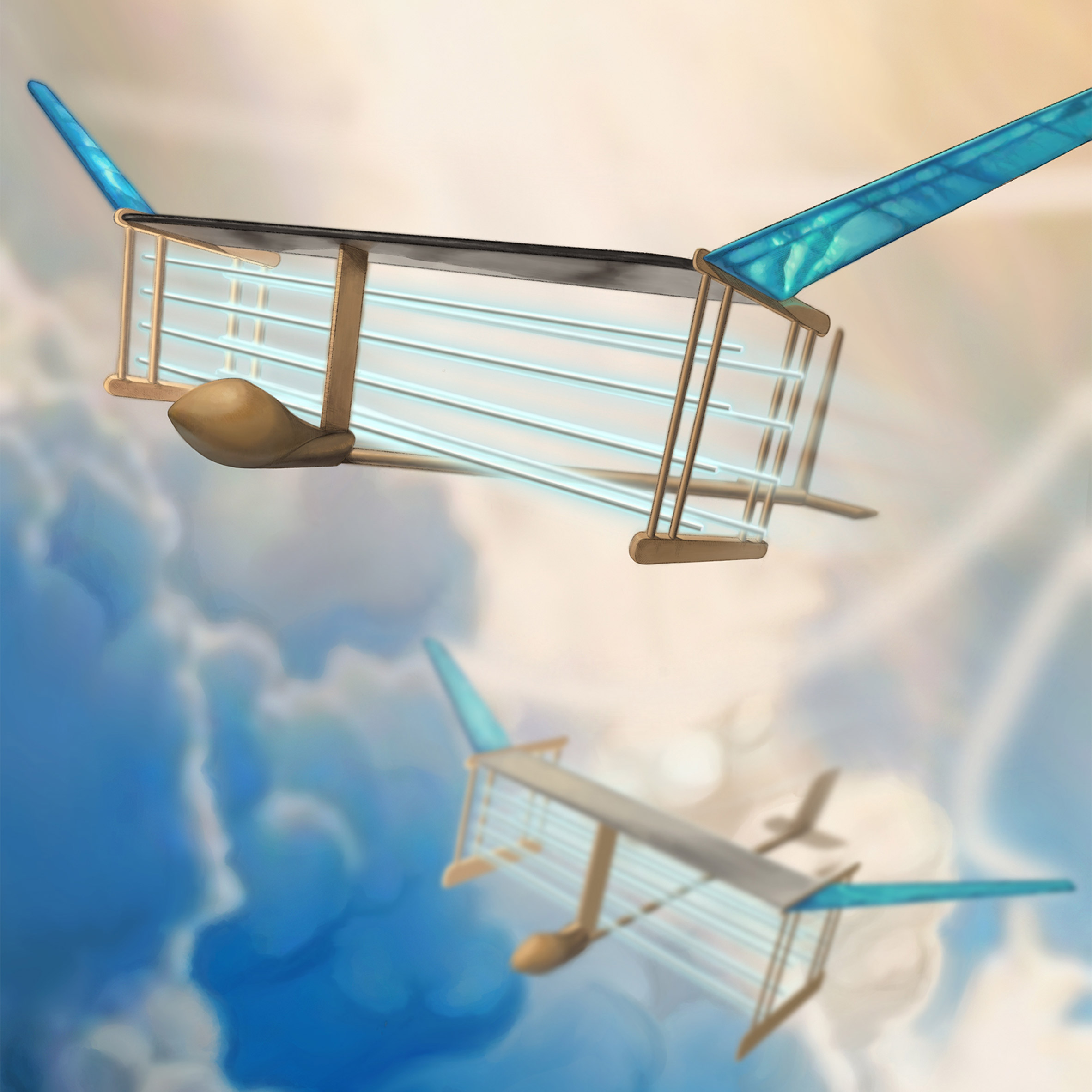 MIT plane designed by engineers to fly without any moving parts