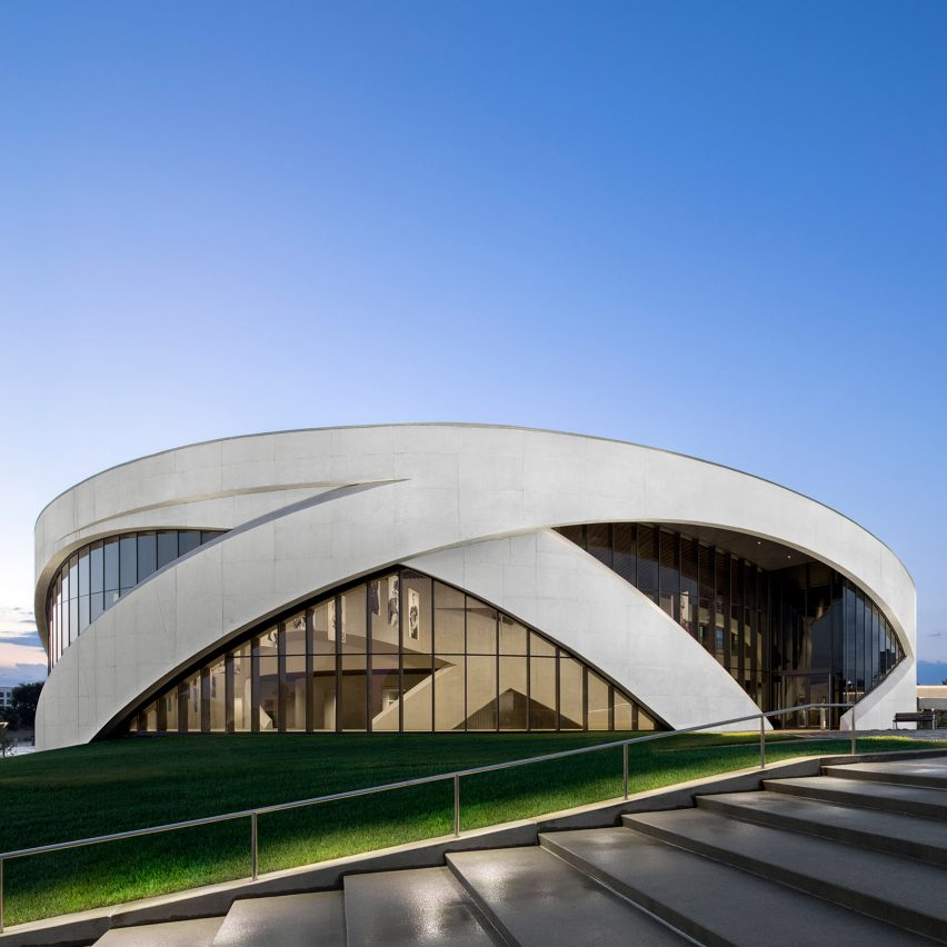 National Veterans Memorial and Museum by Allied Works