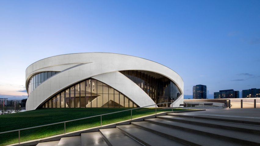 Allied Works completes National Veterans Memorial and Museum in Ohio