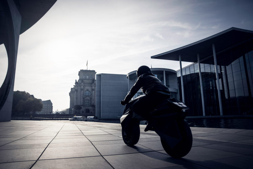 "BigRep and NOWlab design ""world's first"" 3D-printed motorbike"