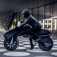 "BigRep reveals ""world's first"" fully 3D-printed motorbike"