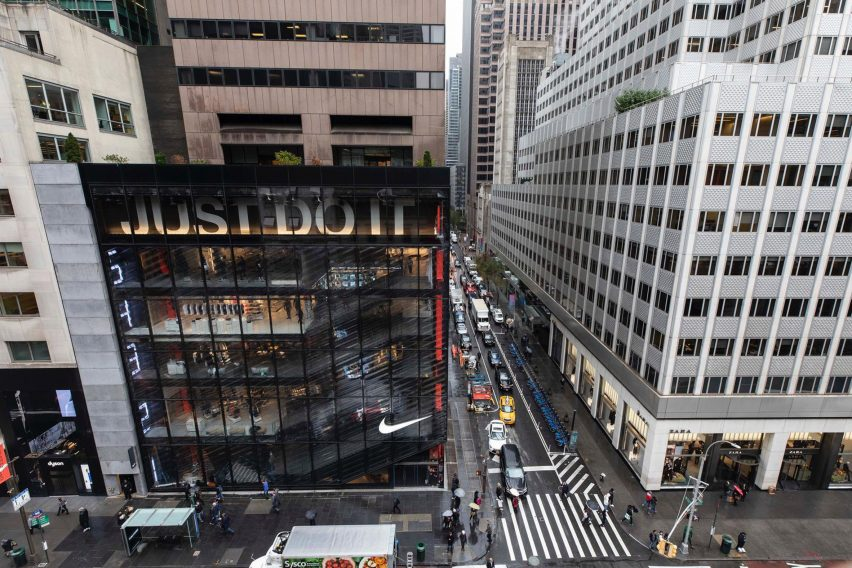 Nike flagship aims to disrupt New York