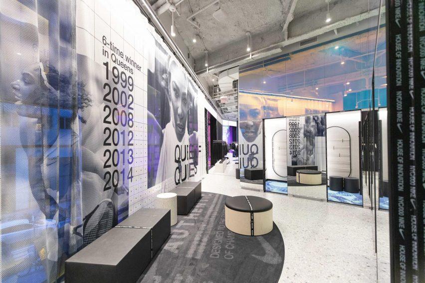dbafdb1dc Nike flagship aims to disrupt New York s