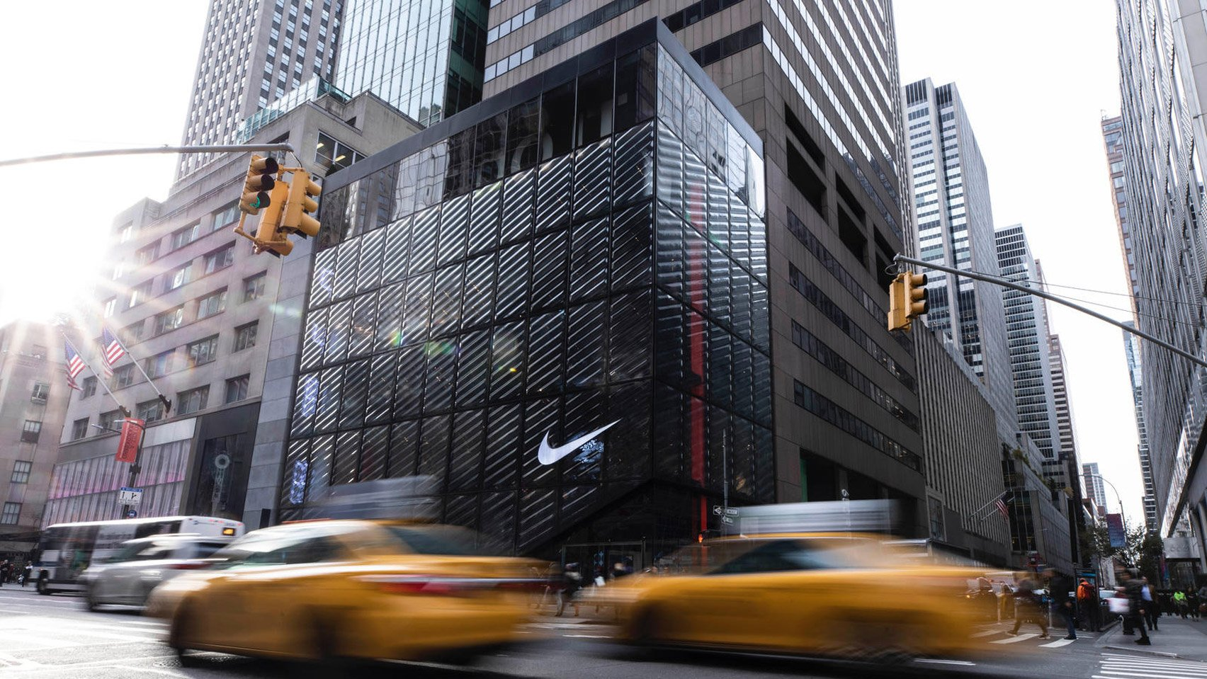 Nike flagship aims to disrupt New York's