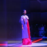 Nio and Hussein Chalayan launch clothing collection inspired by world's fastest electric car
