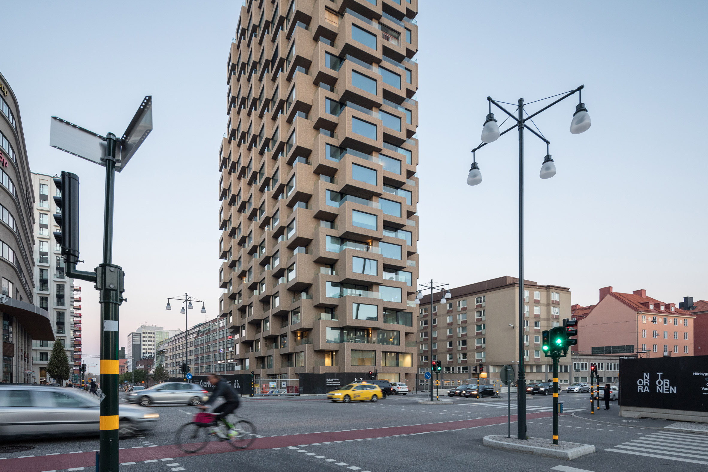 Innovationen Tower by OMA