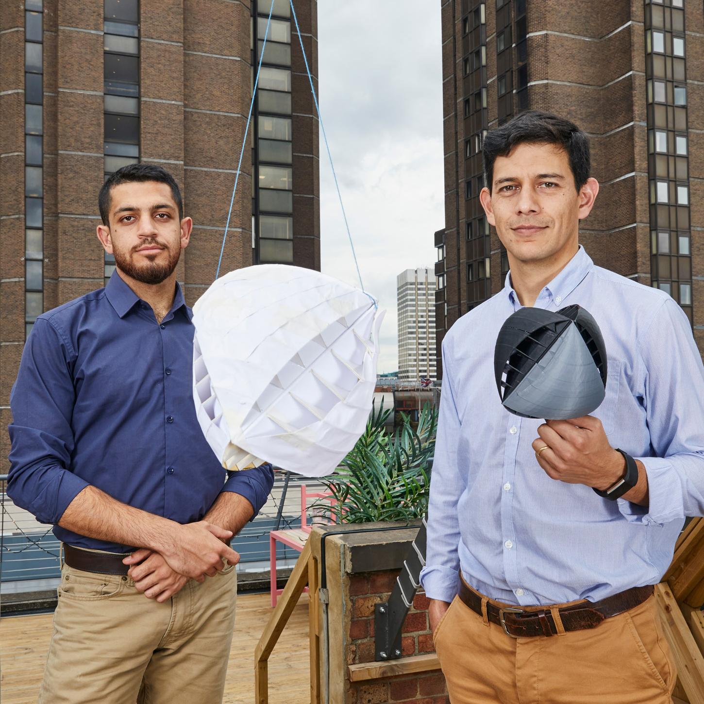 Urban wind turbine wins 2018 James Dyson Awards grand prize