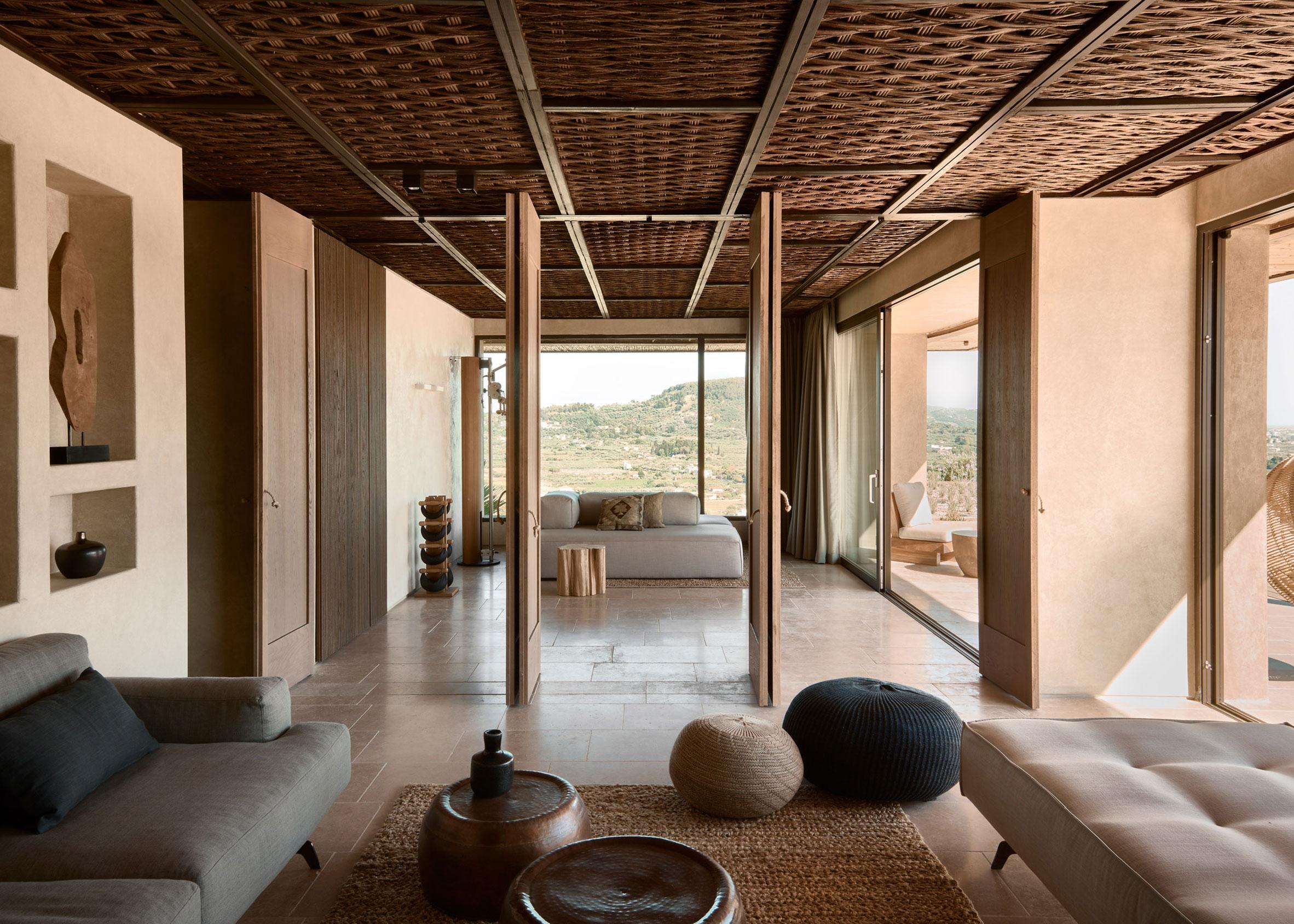 Olea Hotel, Greece, by Block722 Architects
