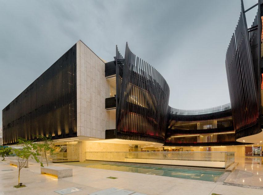 Palace for Mexican Music, Mérida by Alejandro Medina Arquitectura, Reyes Rios Larrain Arquitectos, Muñoz Arquitectos and Quesnel