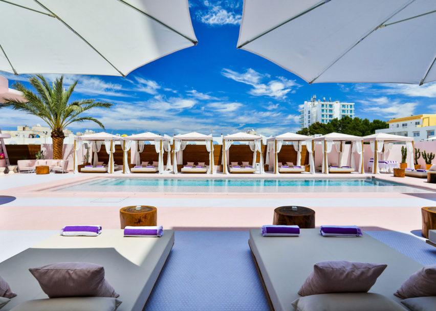 Paradiso Ibiza Art Hotel, Spain, by Ilmiodesign