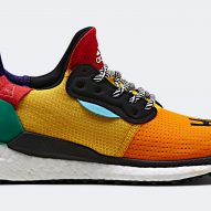Pharrell Williams' Solar Hu collection with adidas takes inspiration from East African flags