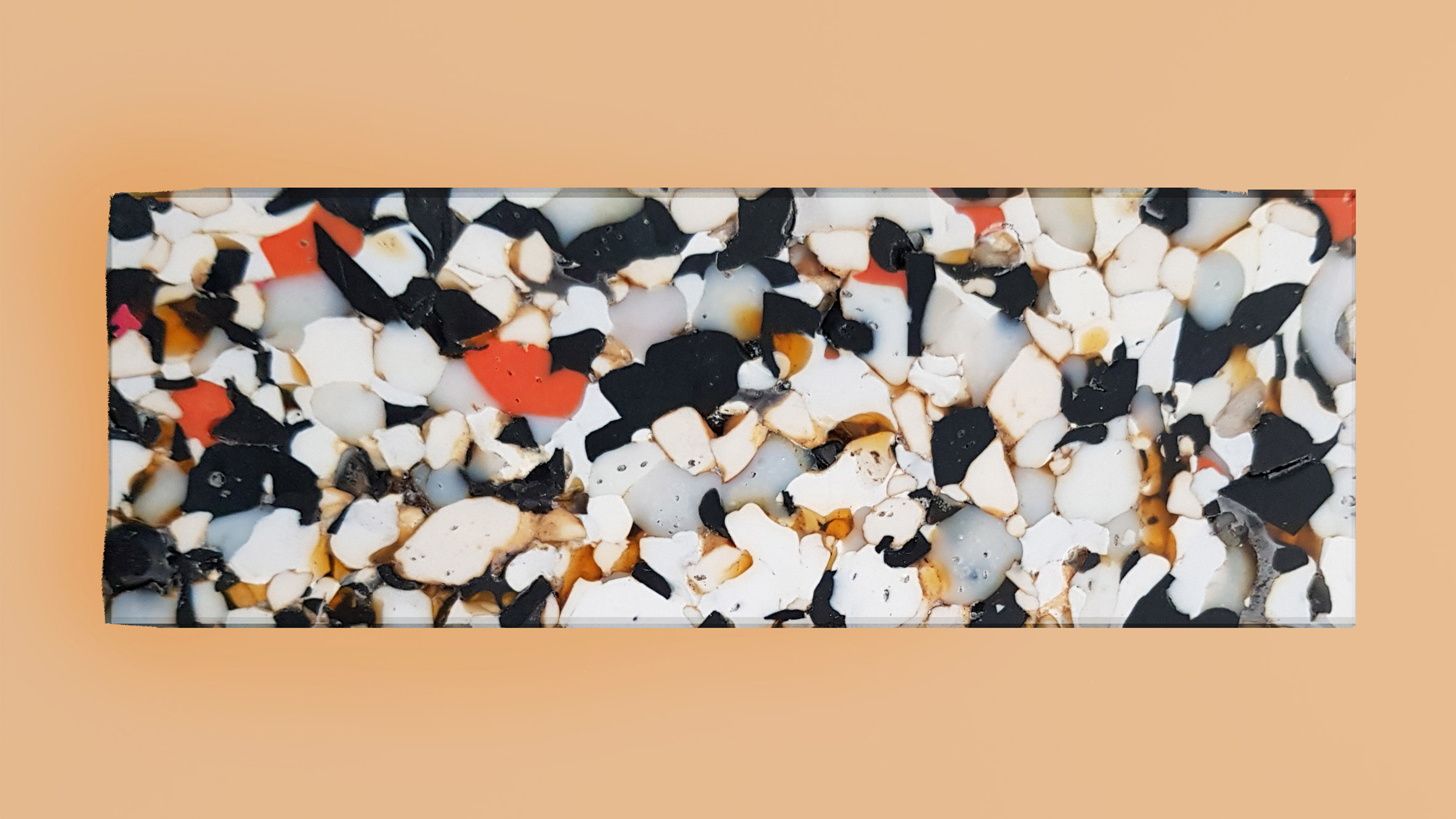 Plasticiet Produces Terrazzo Like Material From Recycled Plastic