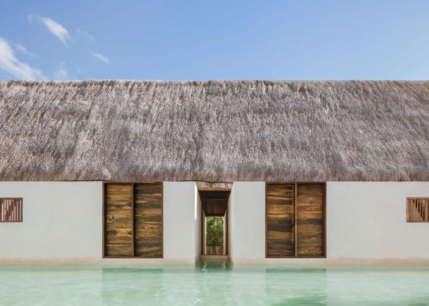 Punta Caliza, Mexico, by Estudio Macias Peredo