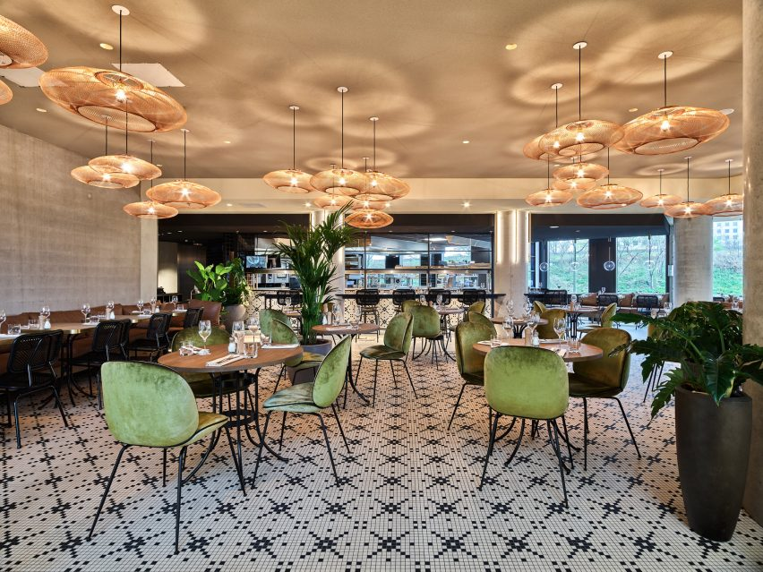 Conran and Partners creates sustainable luxury hotel in Amsterdam