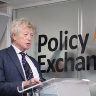 Roger Scruton returns to head up UK housing commission