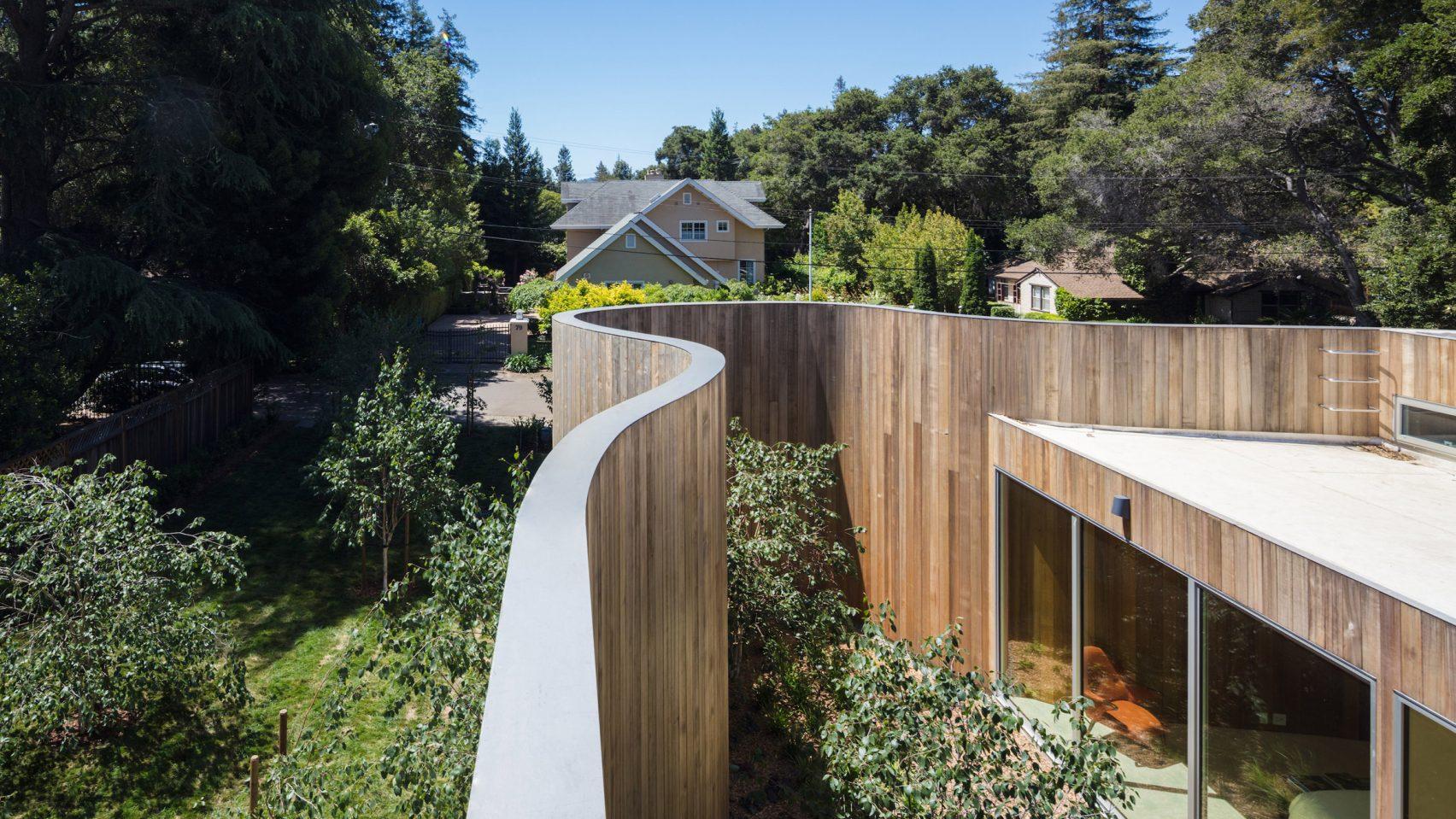 Дом без крыши из Силиконовой Долины