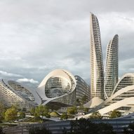 Zaha Hadid Architects designing smart city outside Moscow