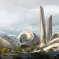 Zaha Hadid Architects designing smart city outside Moscow