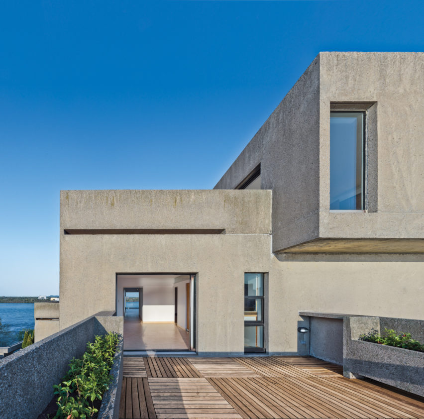 Moshe Safdie's private Habitat 67 home is restored and open to the public