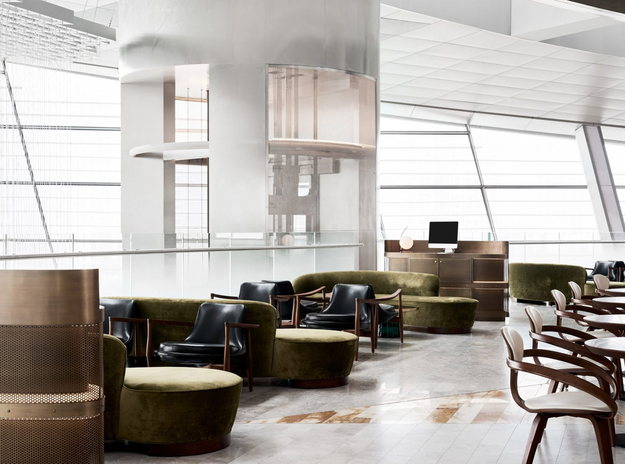 Sean Connolly by Alexander & Co and Tribe Studio