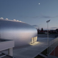 Explore sports centres from around the world via our Pinterest board