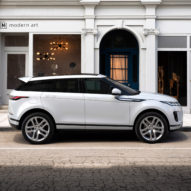 "Land Rover launches ""more sophisticated and refined"" new Range Rover Evoque"