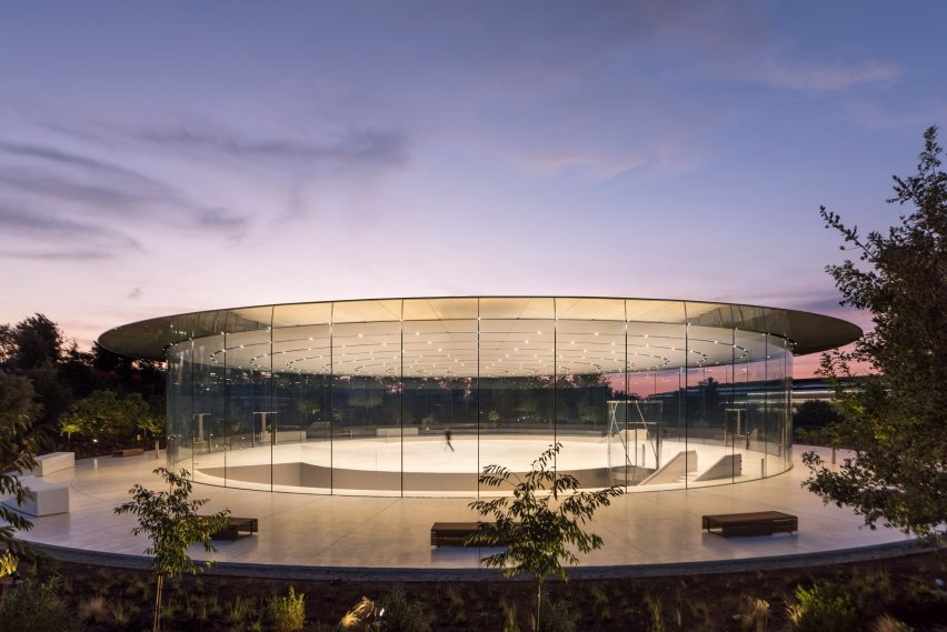 Steve Jobs Theater Pavilion