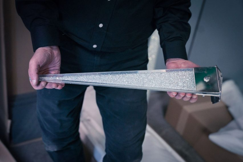 Swarovski Star by Daniel Libeskind