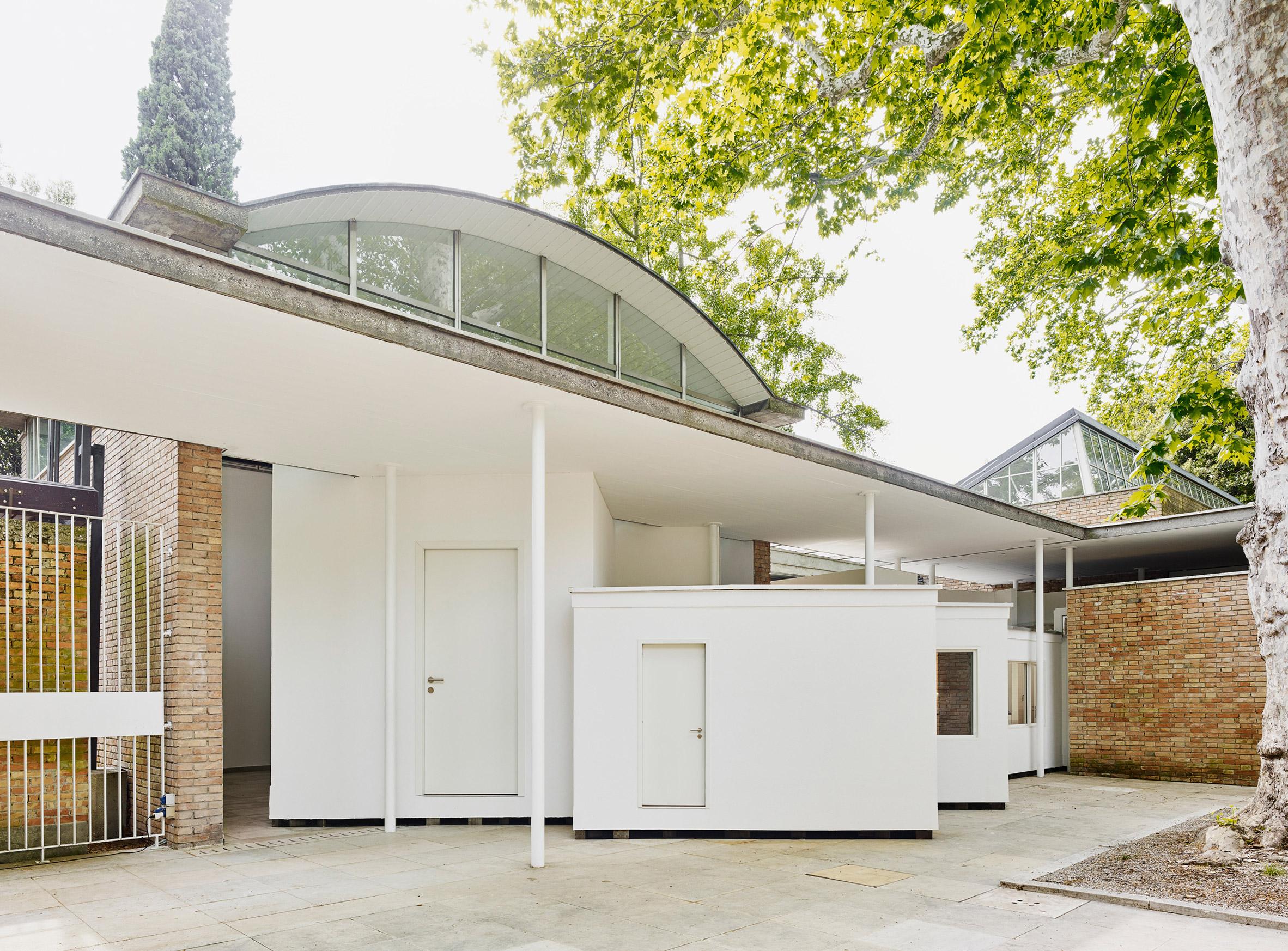 House Tour, Swiss Pavilion, Venice Architecture Biennale, Italy