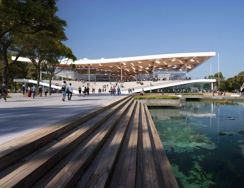 Sydney Fish Market by 3XN