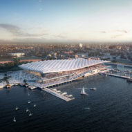3XN reveals plans for Sydney Fish Market