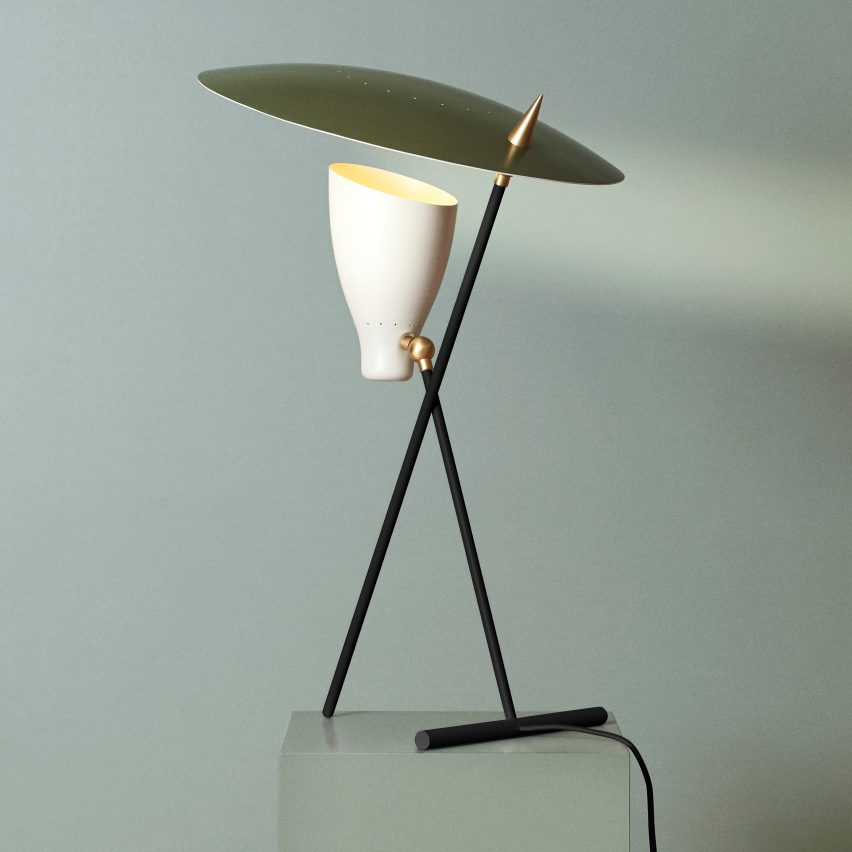 Christmas 2018 gifts for architects and designers: Table Lamp by Warm Nordic