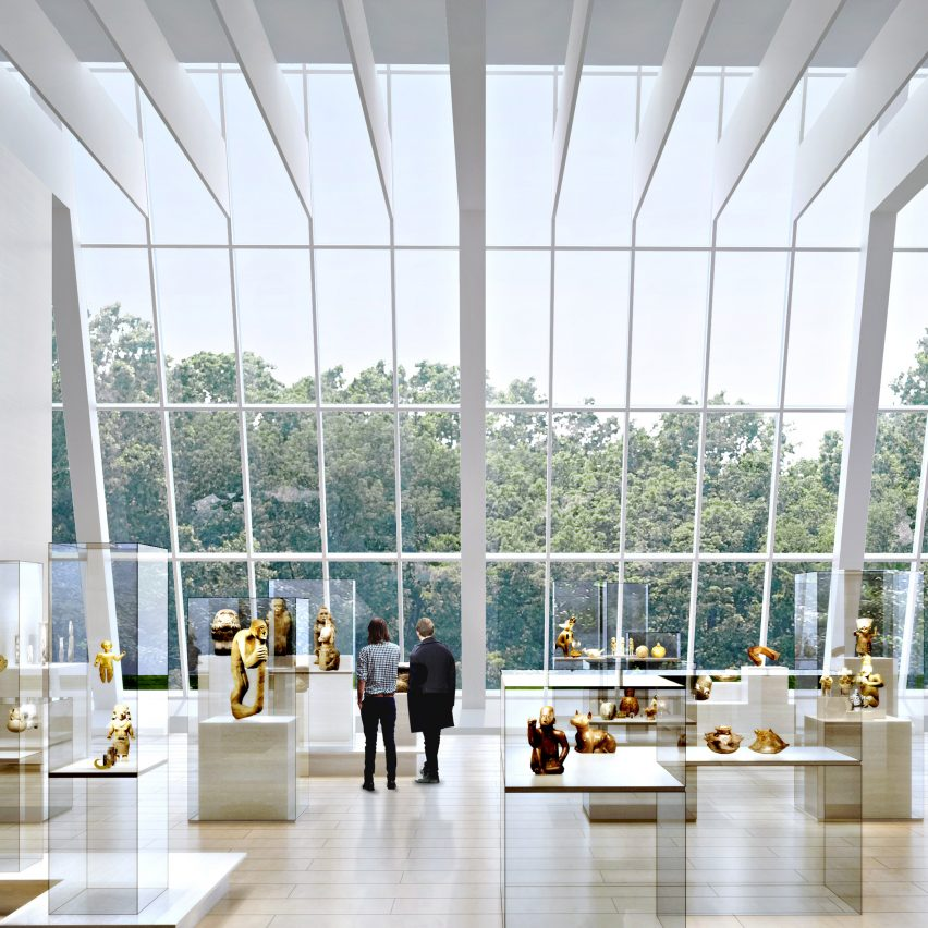 Rockefeller Wing renovation by wHY