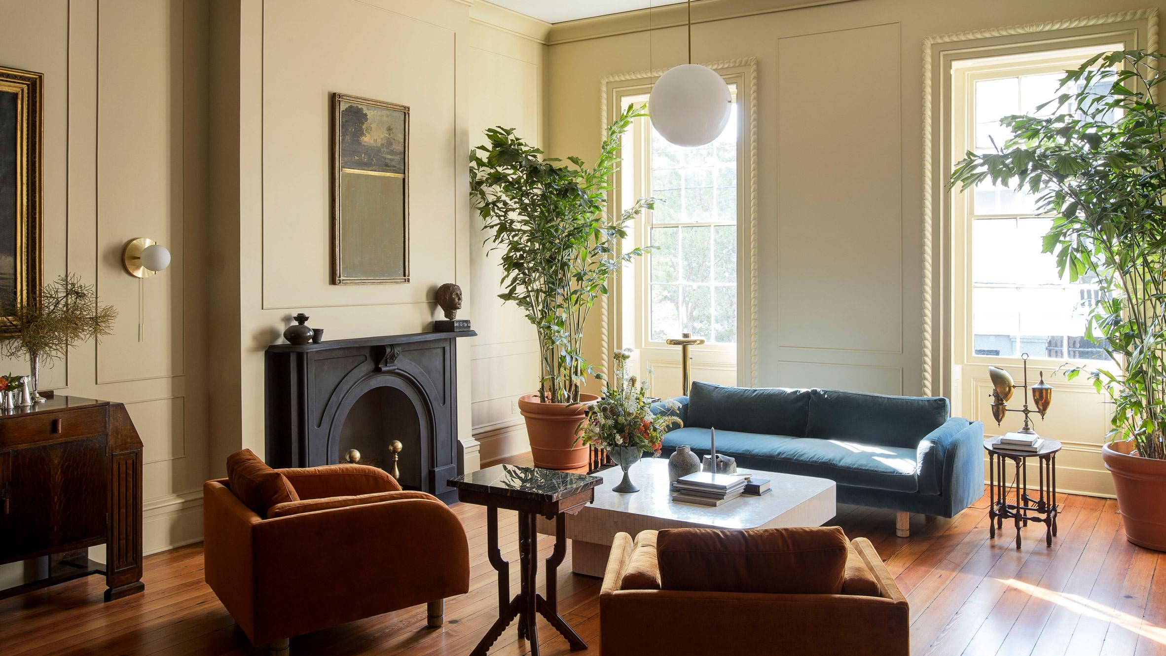 Dezeens top 10 home interiors of 2018