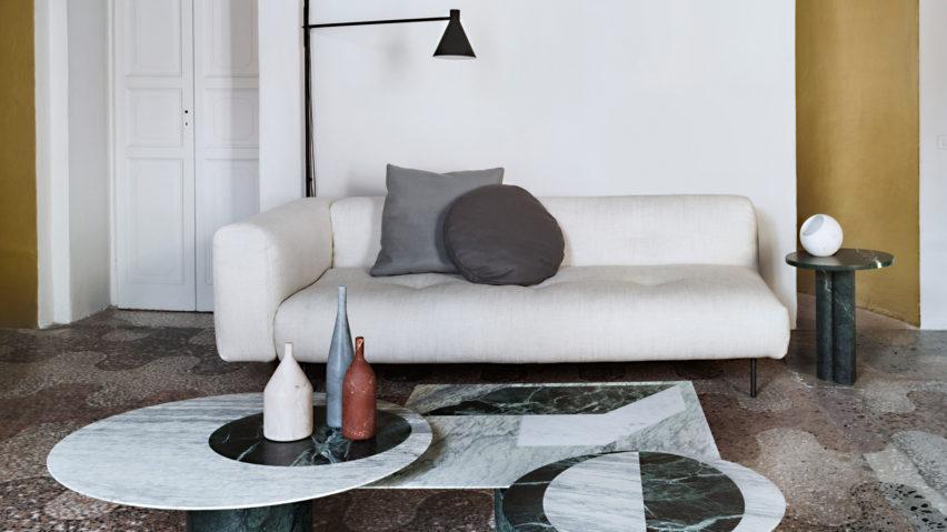 Dezeen's top 10 home interiors of 2018: Casa Salvatori by Elisa Ossino
