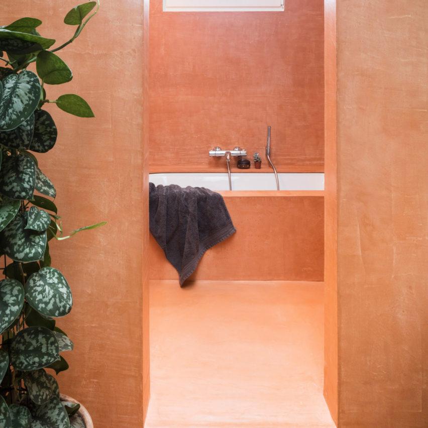 Dezeen's top 10 home interiors of 2018: Ghent house