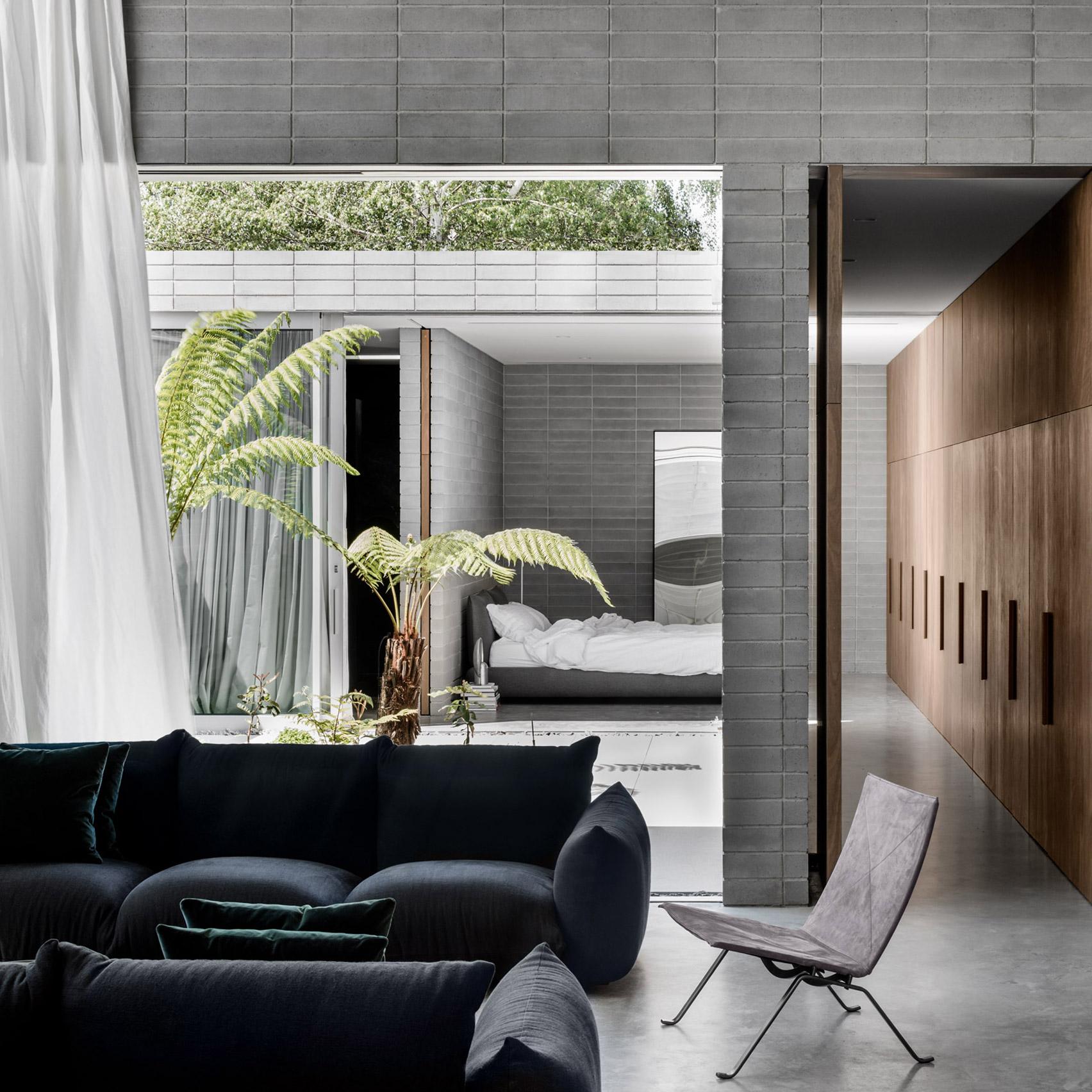 Dezeen's top 10 home interiors of 2018: Highbury Grove