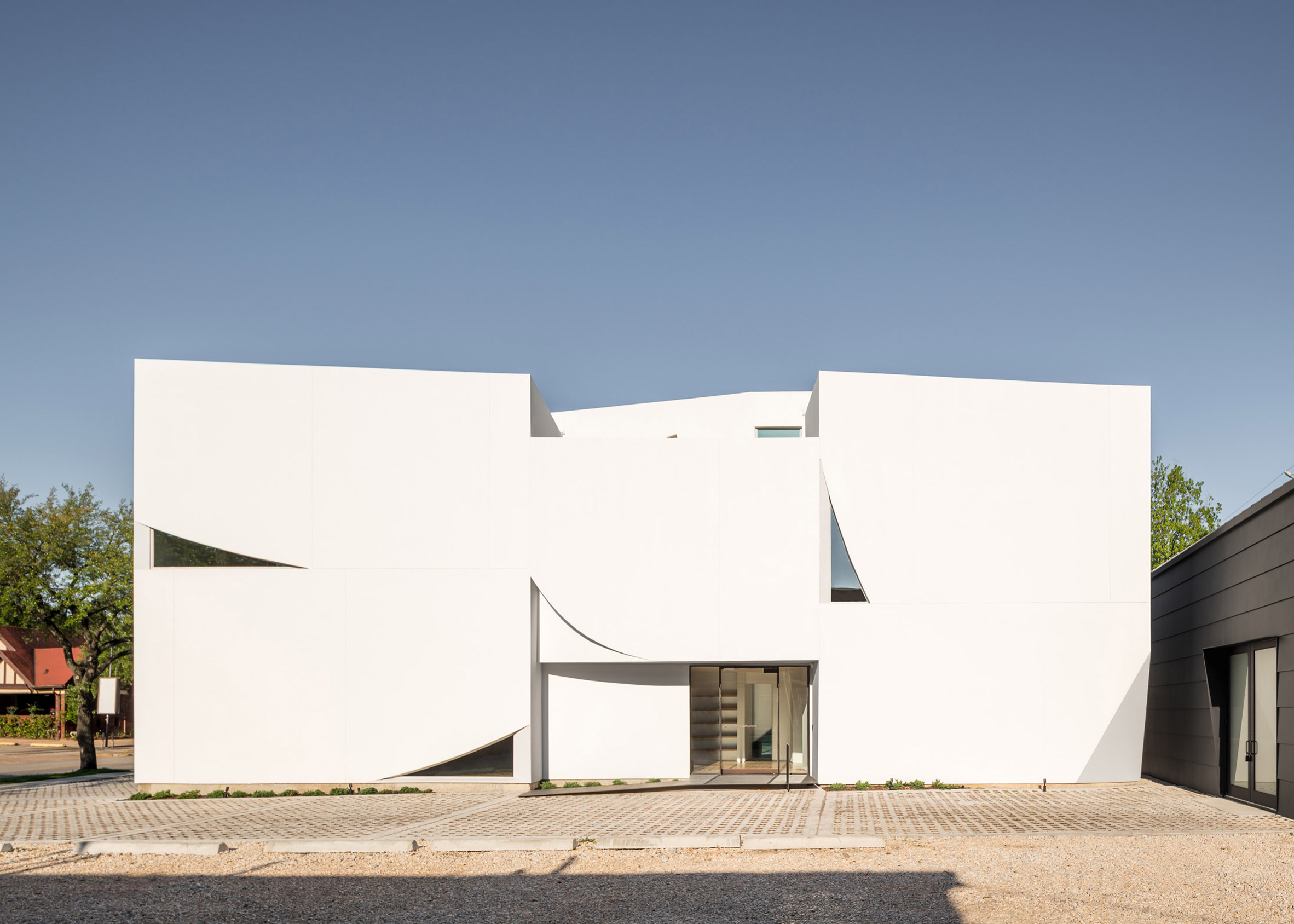 Transart Foundation for Art and Anthropology by Schaum/Shieh, Dezeen's top museums and galleries