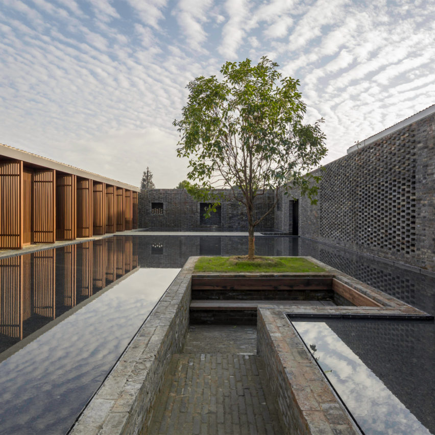 Tsingpu Yangzhou Retreat, Jiangsu province, by Neri&Hu