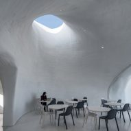 UCCA Dune Art Museum by OPEN