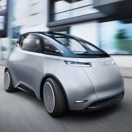 Uniti One electric car by Uniti