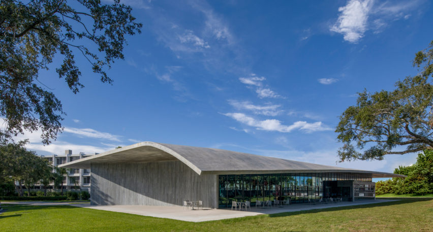 University of Miami School of Architecture by Arquitectonica