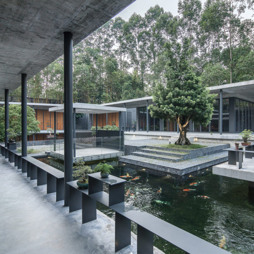 Veranda Courthouse, Guangdong province, by O-office Architects