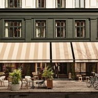 Hotel Sanders in Copenhagen by Lind + Almond