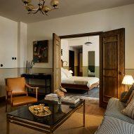 Hotel Sanders in Copenhagen by Lind + Almond