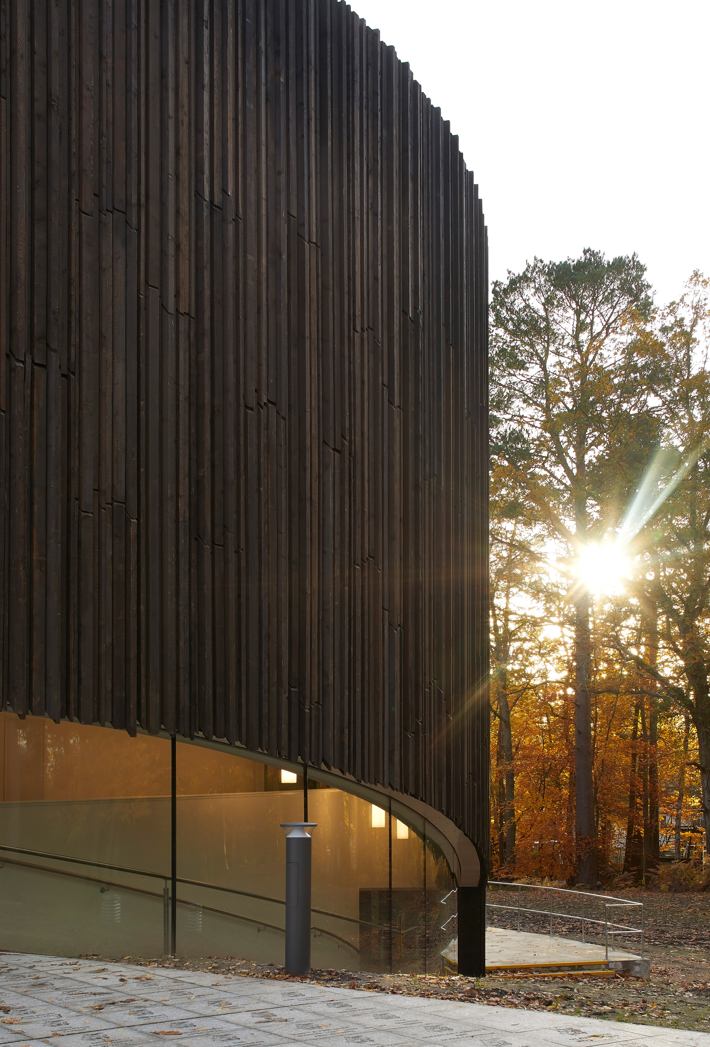 Wellington College Performing Arts Centre by Studio Seilern Architects