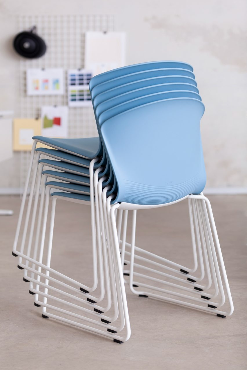 Whass chair by Actiu