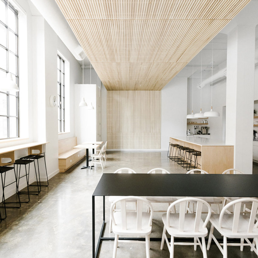 Superb Top 10 Office Interiors: Work U0026 Co Portland, USA, By Casework