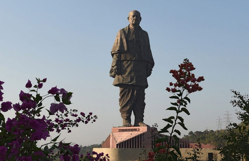 Statue of Unity by Michael Graves Architecture and Design