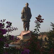 India unveils world's tallest statue